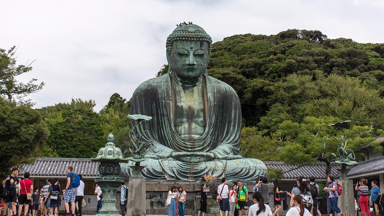 Cultural baptism: Japan