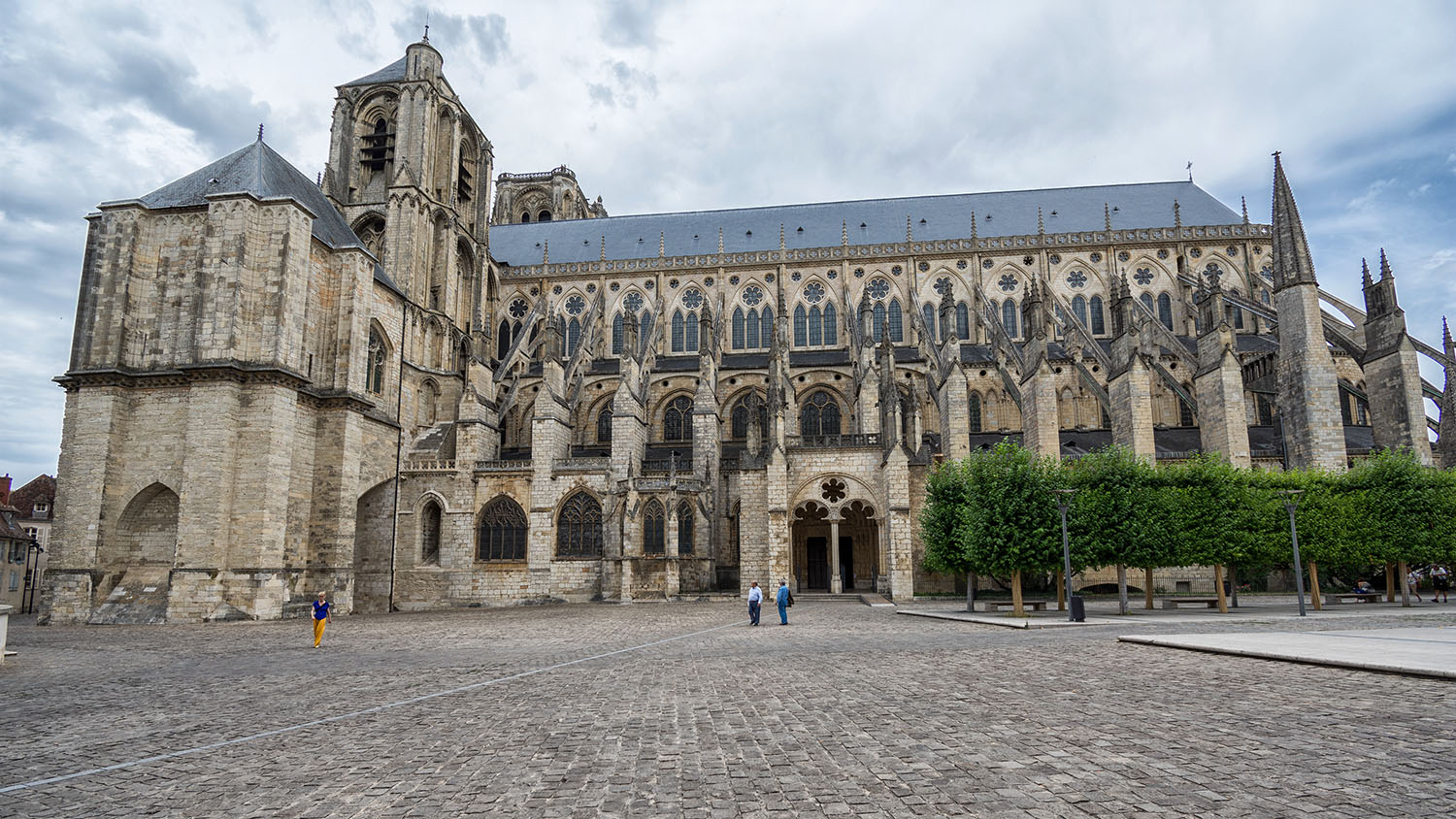 Bourges Cathedral: an UNESCO WHS Review