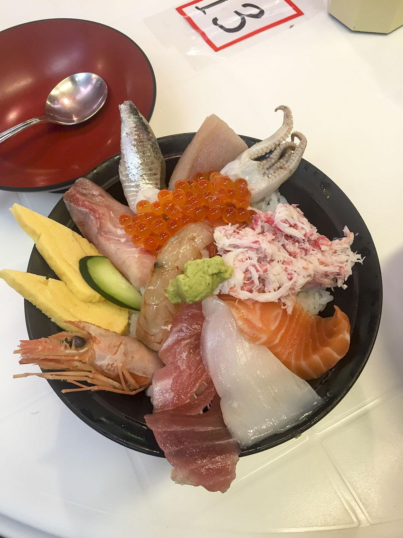 Kaisen bowl