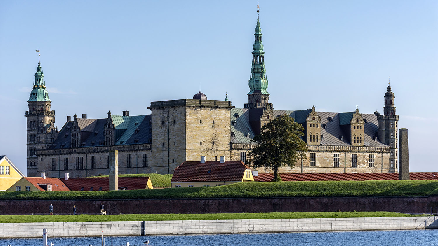 Kronborg Castle UNESCO World Heritage Site Review