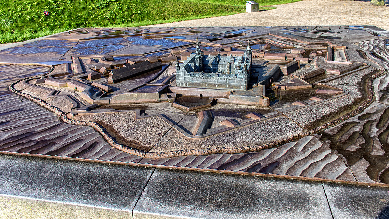 Kronborg maquette