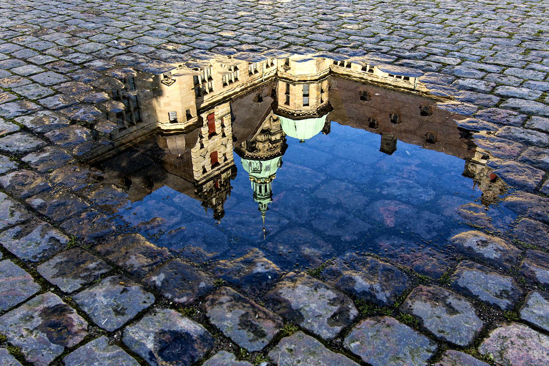 Kronborg courtyard