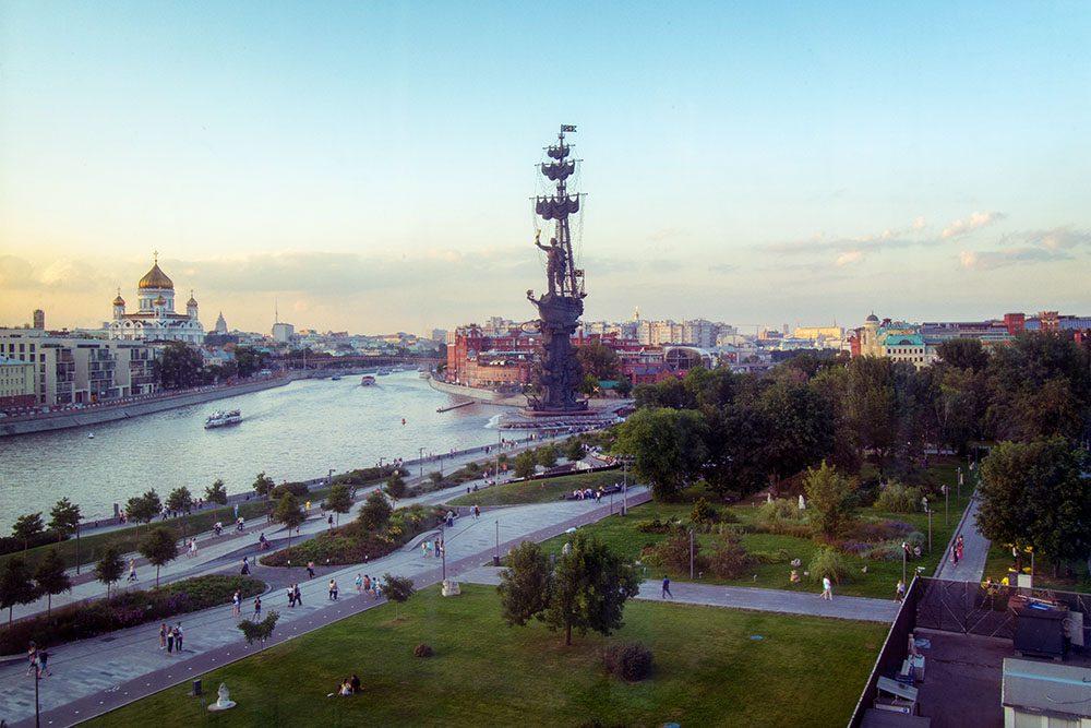 Krymskaya Naberezhnaya
