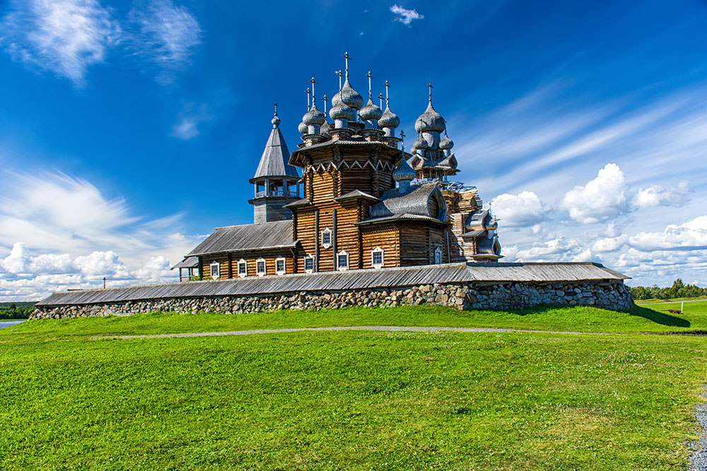 Kizhi Pogost Church