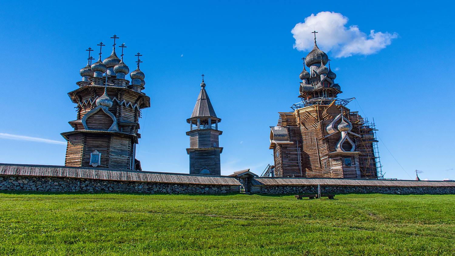 UNESCO World heritage site review: Kizhi Pogost