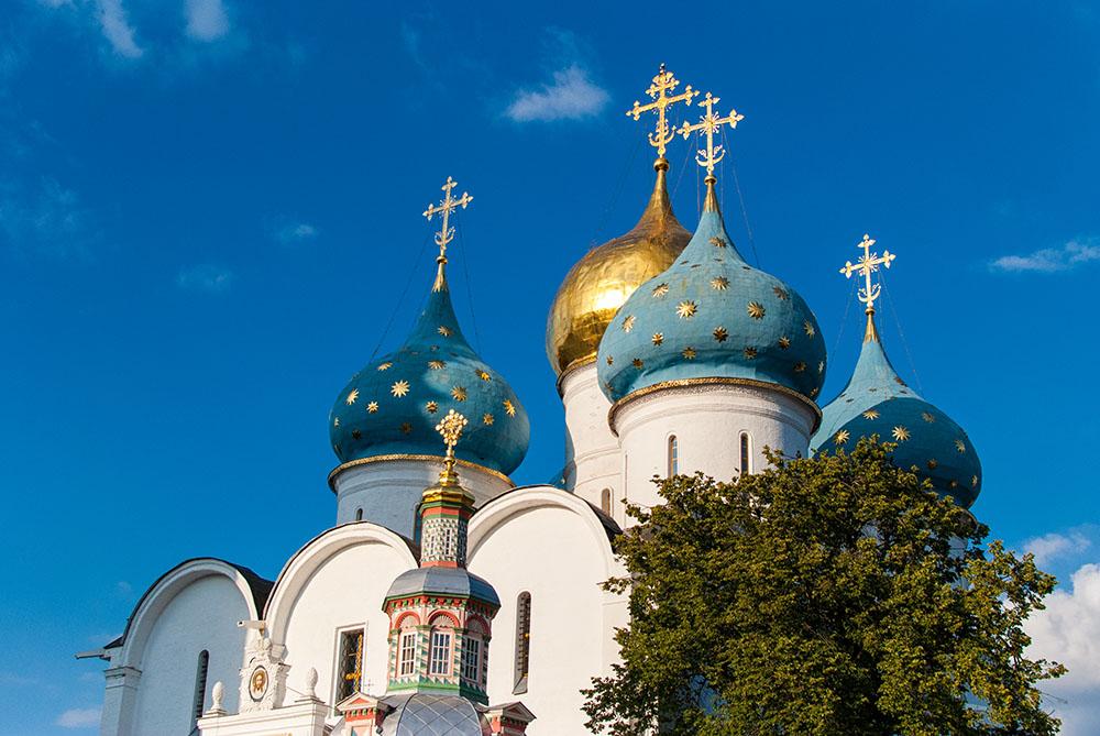 Sergiev Posad Assumption Cathedral