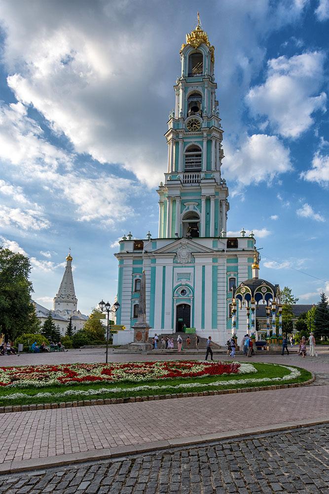 Sergiev Posad Bell tower