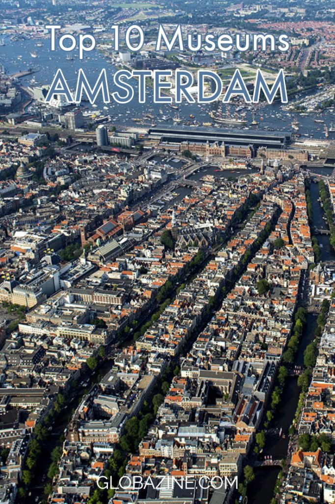 Top 10 museums Amsterdam