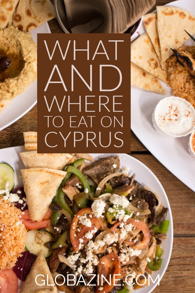Food on Cyprus