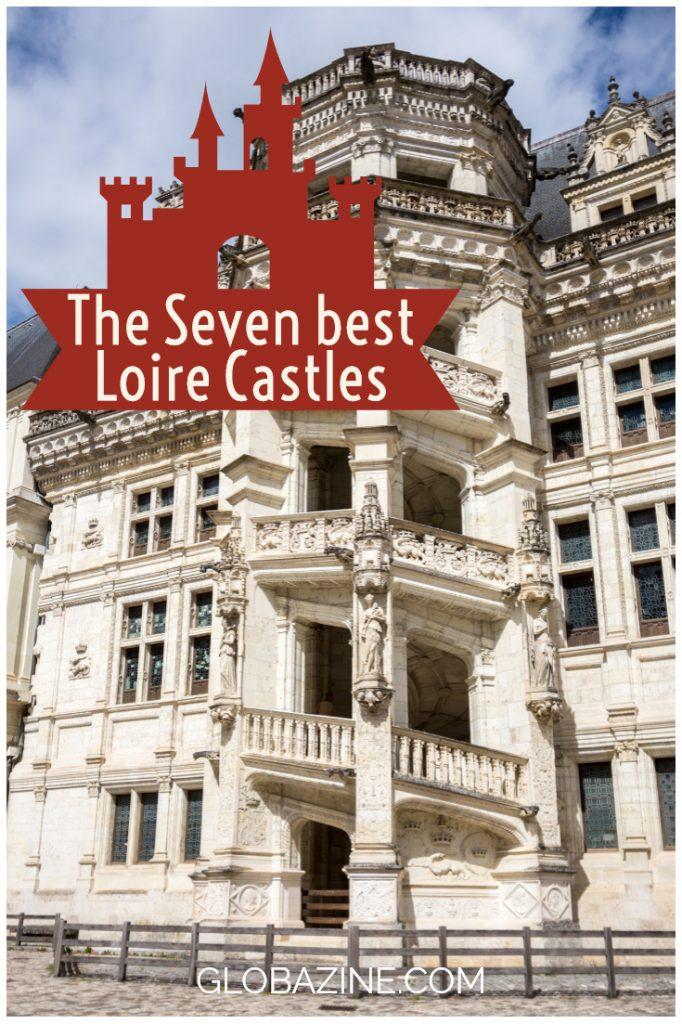 The seven best Loire Castles