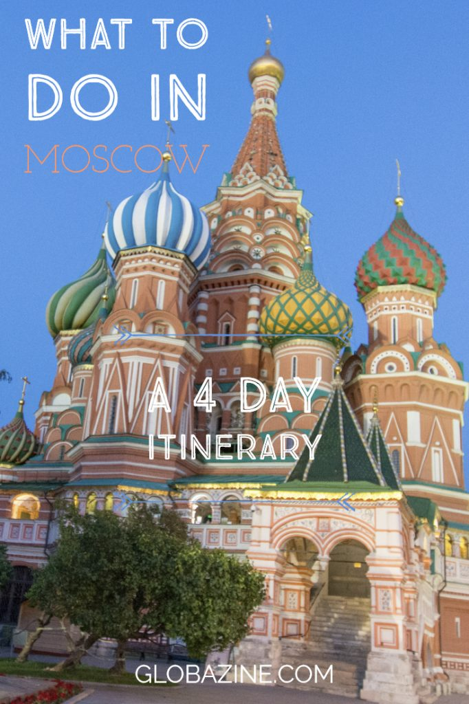 What to do in Moscow