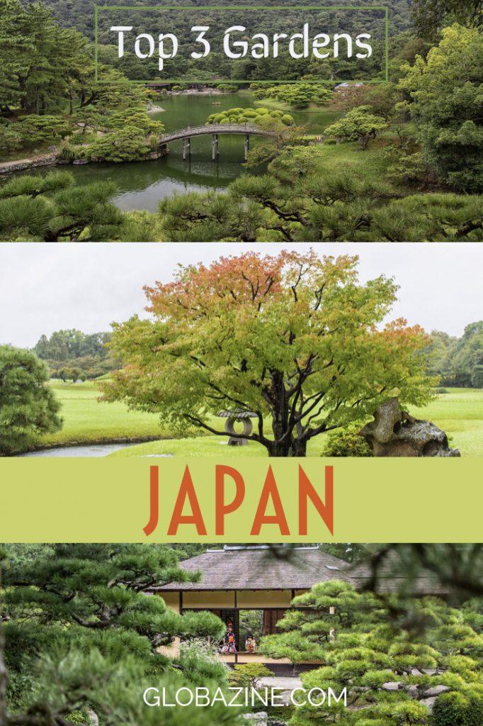 Top 3 Gardens