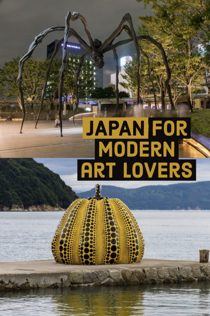 Modern Art in Japan