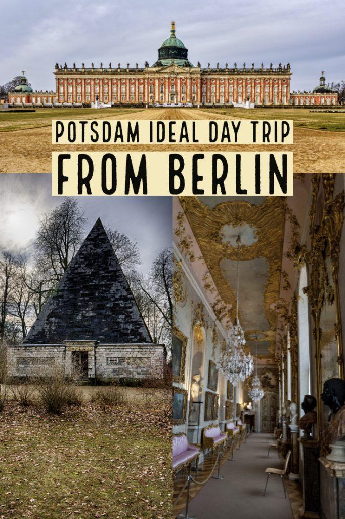 Potsdam day trip
