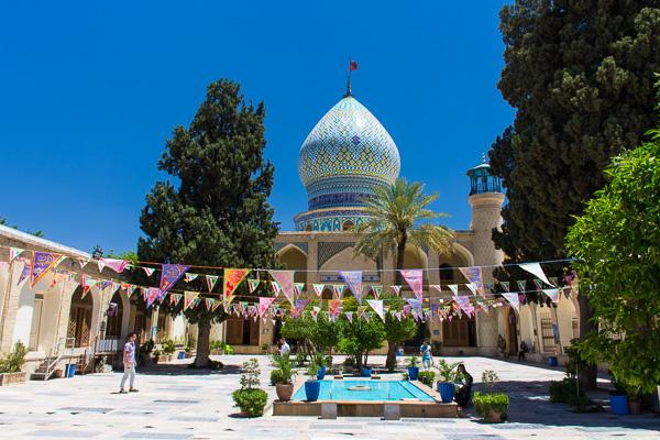 Aramgah-e Ali Ibn Hamzeh