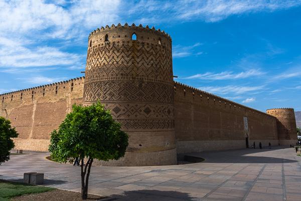 Citadel Karim Khan Zand