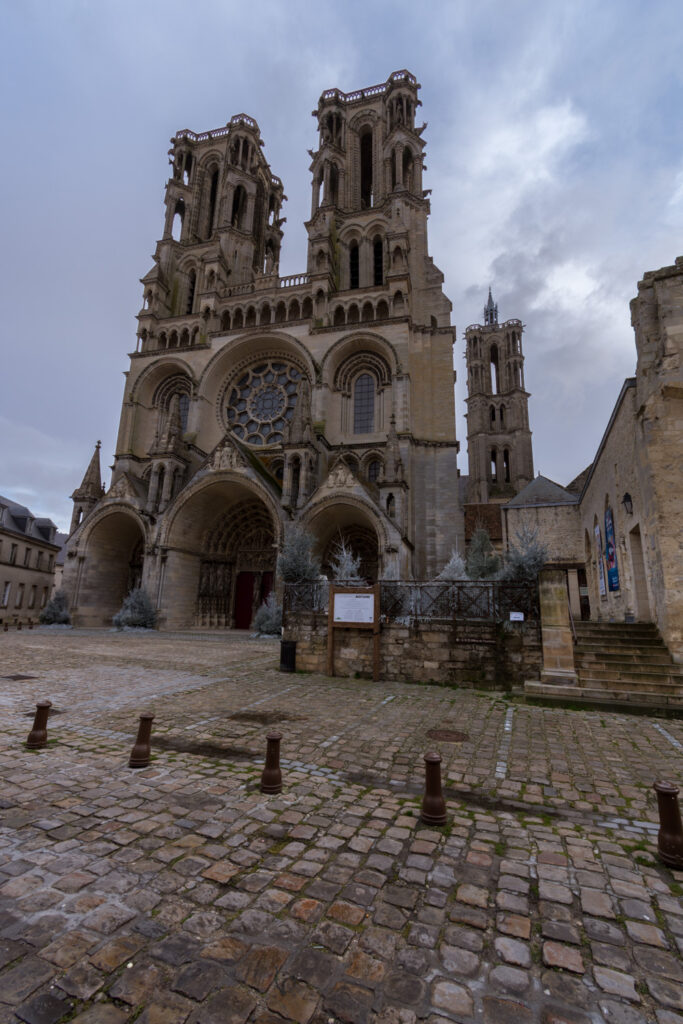 Laon cathedral